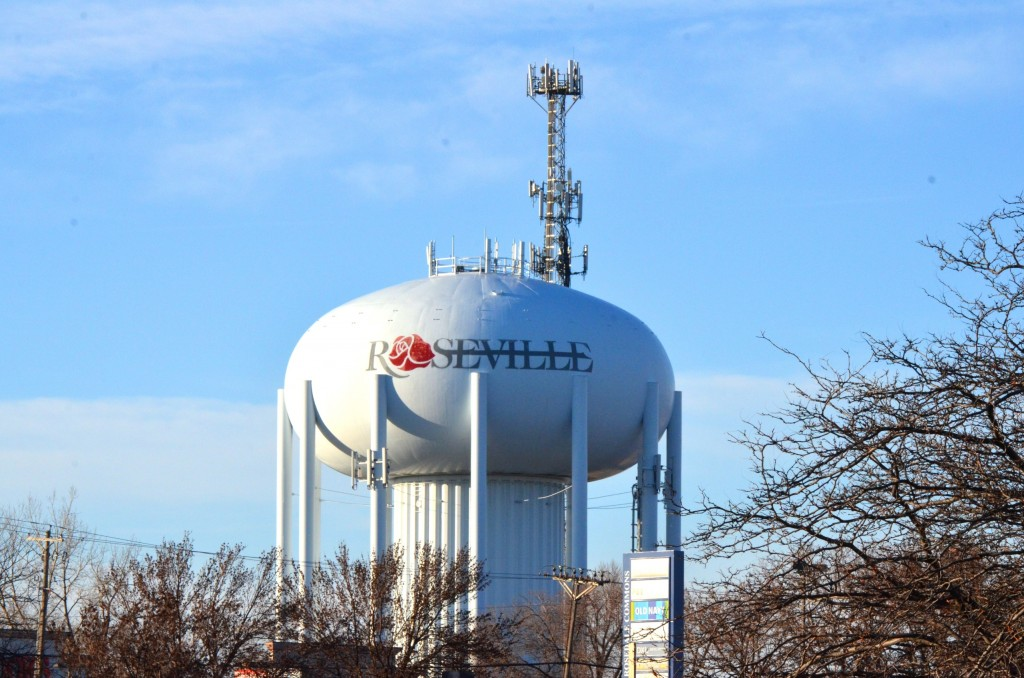 Roseville_Water_Tower